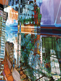 Architectural Fantasy I Limited Edition on Canvas by Stephen Donwerth