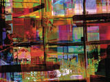 Abstract Bar Limited Edition on Canvas by Stephen Donwerth