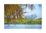 Autumn River Limited Edition by Donald Satterlee