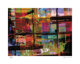 Abstract Bar Limited Edition by Stephen Donwerth