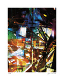 Abstract Reflection 2 Limited Edition by Stephen Donwerth