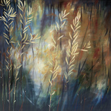 Bluestem Willow Limited Edition on Canvas by Jan Wagstaff