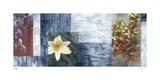 Blue Mosaic II Limited Edition by Michelle Joyce