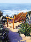 Best Seat in the House Limited Edition on Canvas by Tom Swimm