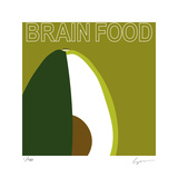 Brain Food Limited Edition by Yuko Lau
