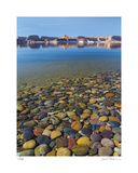 Ancient River Rock from the Colorado River Giclee Print by Donald Paulson