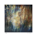 Bluestem Willow Limited Edition by Jan Wagstaff