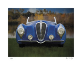 Blue Delahaye Limited Edition by Breck Rothage