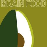 Brain Food Limited Edition on Canvas by Yuko Lau