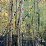 Before the Snow Limited Edition on Canvas by Jan Wagstaff