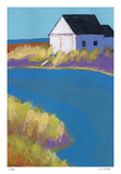 Boathouse on the Sound Limited Edition by Gale McKee