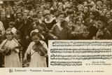 Marche-Polka Metal Print
