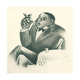 The Bolito King No. 43 Posters af Miguel Covarrubias