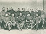 General Blair and Staff - Reprodüksiyon