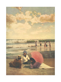 The Sands of Summertime No. 21 Metal Print