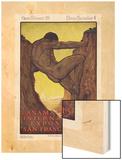 Panama Pacific 1915 Wood Print