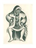 Miguel Covarrubias - Cabaret Type No. 44 - Art Print
