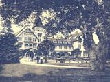Hotel Del Monte Monterey 1915 - Art Print