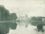 Le Chateau De Fountainbleau Metal Print