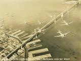 Bay Bridge - Art Print
