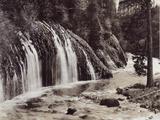 Mossbrae Falls Shasta Springs - Reprodüksiyon