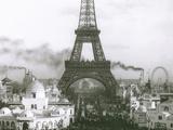 Paris Exposition Universelle 1900 Stretched Canvas Print