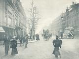 Boulevard Des Capucines - Art Print
