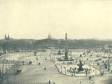 L'Obelisque de Louqsor - Sanat