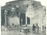 La Salle Du Trone - Tablo