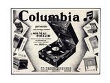 Columbia - Reprodüksiyon