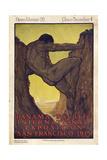 Panama Pacific 1915 Metal Print