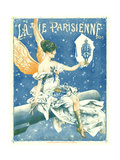 La Vie Parisienne Angel - Sanat