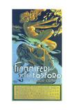 Fiammiferi Senza Fosforo Metal Print by Adolfo Hohenstein