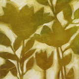 Bronze Botanical II Limited Edition on Canvas by Elise Remender