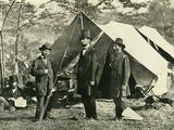 Pinkerton, Lincoln and McClernand - Sanat