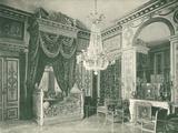 Chambre de Napoleon Metal Print