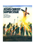 Jesus Christ Superstar - Art Print
