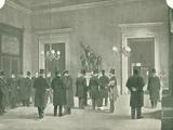 Le Salon de la Paix a Palais-Bourbon - Poster