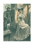 F. Bac - Pour le Roy et Pour la Republique - Poster