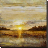 Break of Dawn Stretched Canvas Print by Eric Turner
