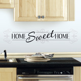 Home Sweet Home Peel and Stick Wall Decals Wall Decal
