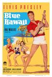 Elvis Presley in Blue Hawaii Prints by Rolf Goetze