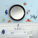 Finding Dory Peel and Stick Wall Decals Kalkomania ścienna