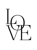 Modern Love Posters af Amy Brinkman