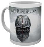 Dishonoured 2 - Keyart Mug Tazza