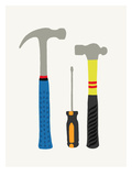 Tools 1 Posters by Jorey Hurley