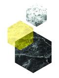 Geometric Art 22 Plakat af Pop Monica