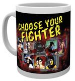 Mortal Kombat - Fighter Mug Tazza