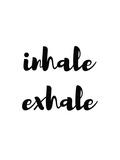 Pop Monica - Inhale Exhale - Sanat