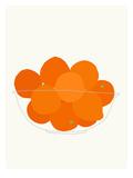 Bowl Of Oranges Prints by Jorey Hurley